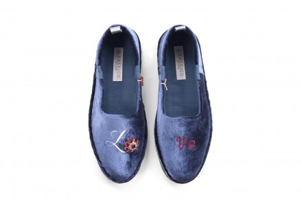 WOMEN - LOVE Blue Navy