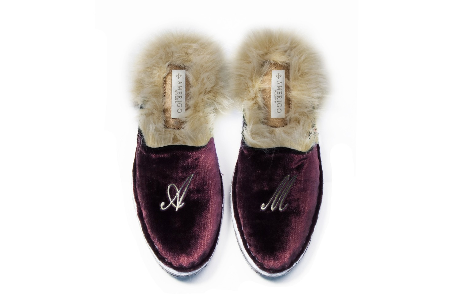 BORDEAUX WITH ECO-FUR
