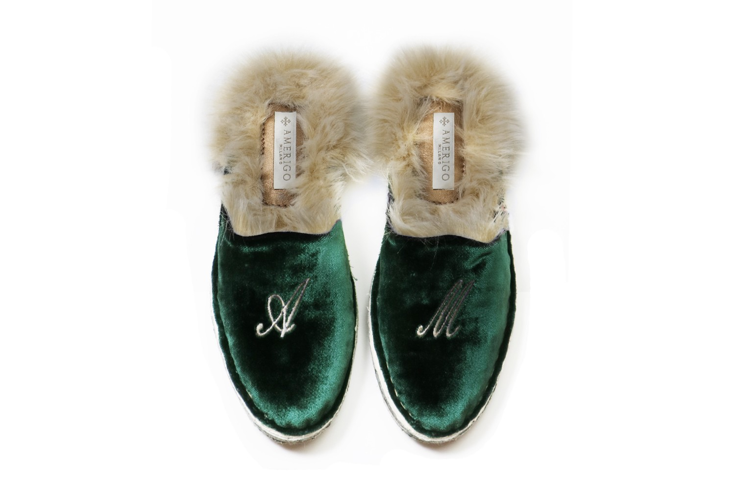 GREEN WITH ECO-FUR