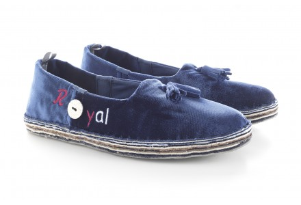 MOCASSINO UOMO - Blue