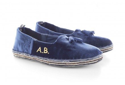 MEN-MONOGRAM Blue Navy