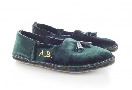 MEN - MONOGRAM Green