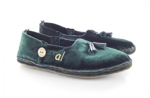 MOCASSINO UOMO - Green