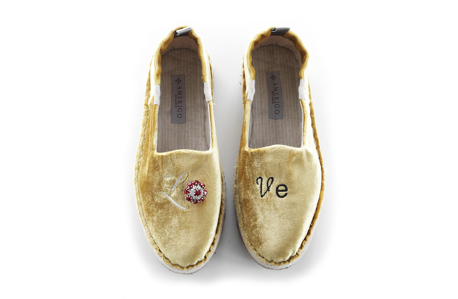 Slippers Gialle Amerigo Milano_Milano fashion week