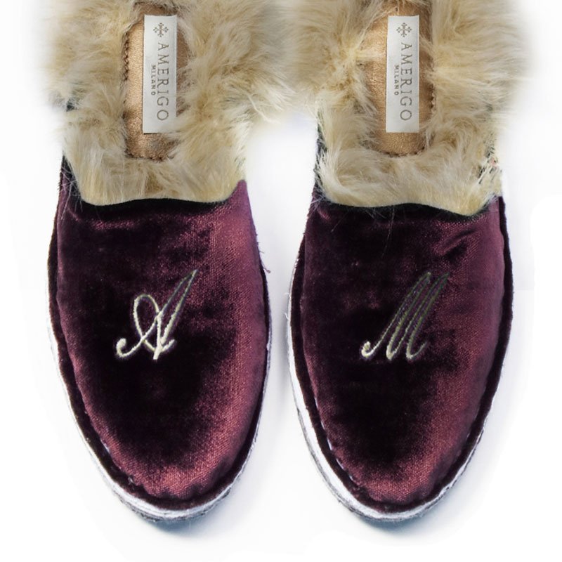 f04e94e0d17 Bespoke women s velvet slippers  we have seen them on the most popular  fashion bloggers. Evolution of the classic loafers and moccasins